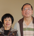 Frances and Chou-Chu Hong, DVM, PhD
